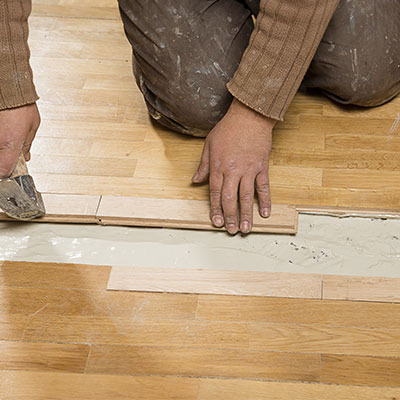Hardwood Flooring Repair, West Chester Hardwood Flooring