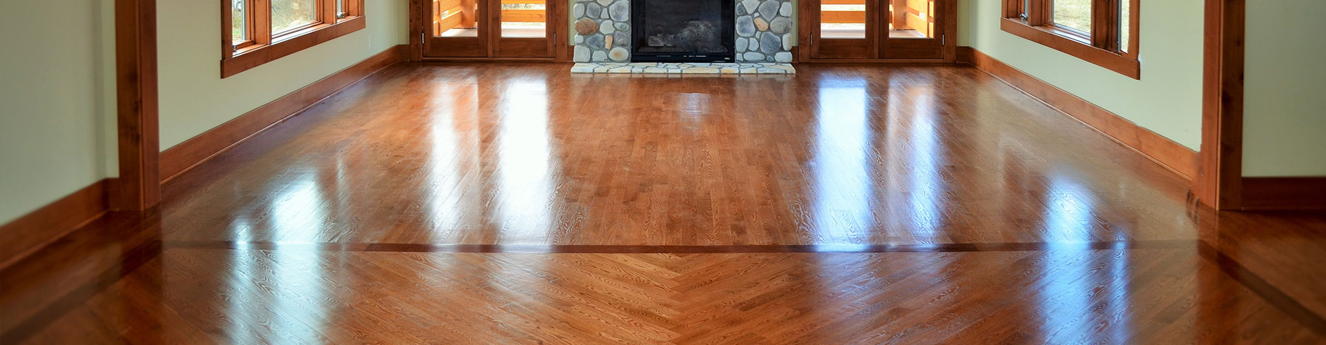 Custom Design Hardwood Flooring